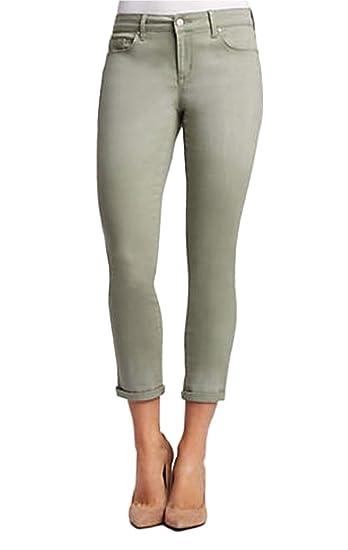 Jessica Simpson Women s Rolled Crop Skinny Jean at Amazon Women s ... 981449209d