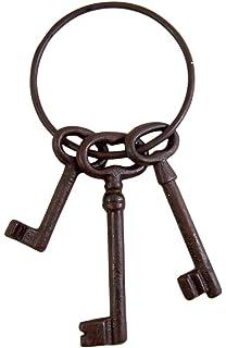 IR8012 Iron Dungeon or Jail House Keys