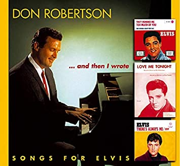 Amazon | ...AND THEN I WROTE- | DON ROBERTSON | ヘヴィーメタル | 音楽