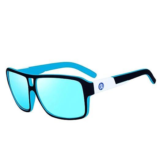 ZYDP Gafas de Sol polarizadas for Hombres Gafas de Sol de ...