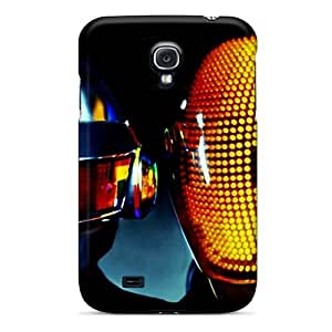 Excellent Galaxy S4 Case Tpu Cover Back Skin Protector Daft Punk
