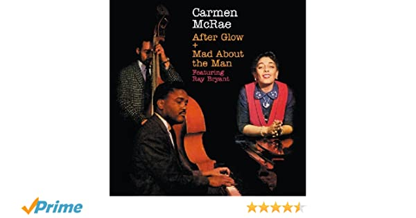 Carmen mcrae after glowmad about the man amazon music stopboris Images