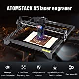 ATOMSTACK A5 20W Laser Engraver for Wood and Metal