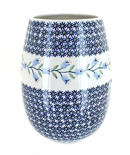 Polish Pottery Tulip Vase