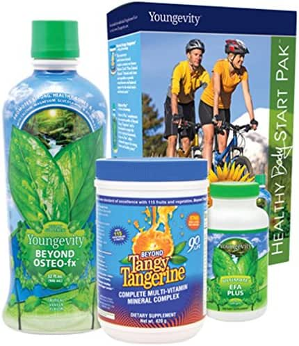 Youngevity Healthy Start Pack Alex Jones Original