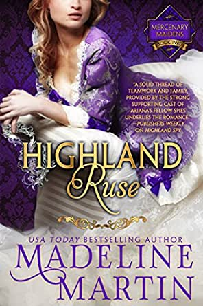 Highland ruse mercenary maidens book two the mercenary maidens print fandeluxe Gallery