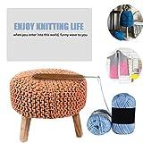 Katech 10 pcs Crochet Hooks Ergonomic Crochet