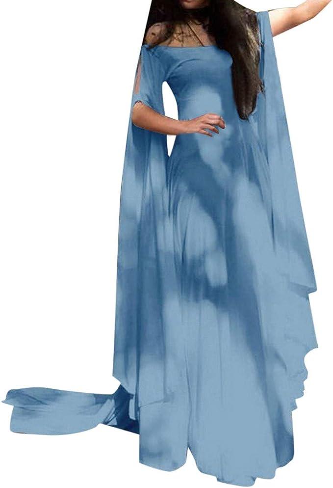 Amazon.com: Sunyastor - Disfraz de renacimiento para mujer ...