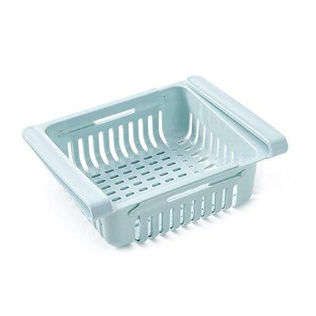 Augproveshak - 2 cestas de Almacenamiento para refrigerador, cajón ...