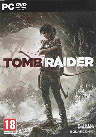 Amazon Com Tomb Raider Pc Video Games