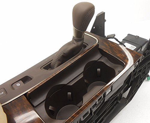 Buick OEM Lacrosse Center Console with Luxury Package RLX Tan by Buick (Image #2)