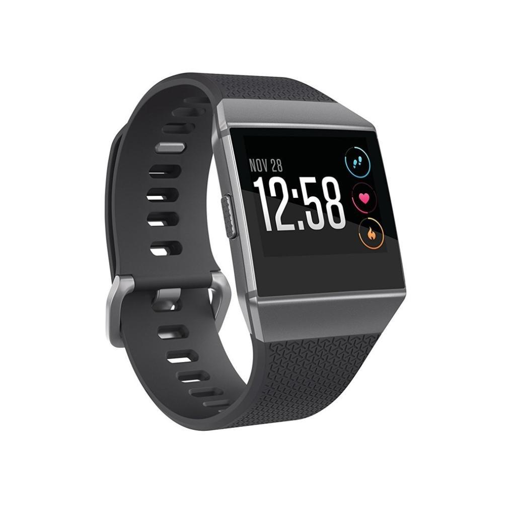 yjydadaファッションソフトシリコン交換スポーツバンドストラップfor Fitbit Ionic Smart Fitness Watch 250*55*20mm  B B0763H8DK4