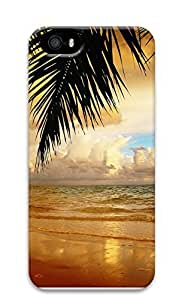 iPhone 5 5S Case Landscapes sea 5 3D Custom iPhone 5 5S Case Cover