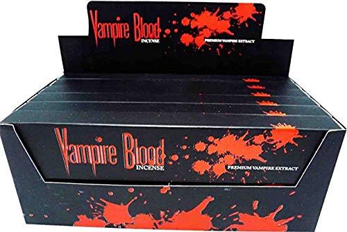 Nandita Vampire Blood Incense Sticks Agarbathi - 15g Boxes (3) ()