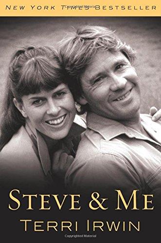 Steve & Me by Terri Irwin