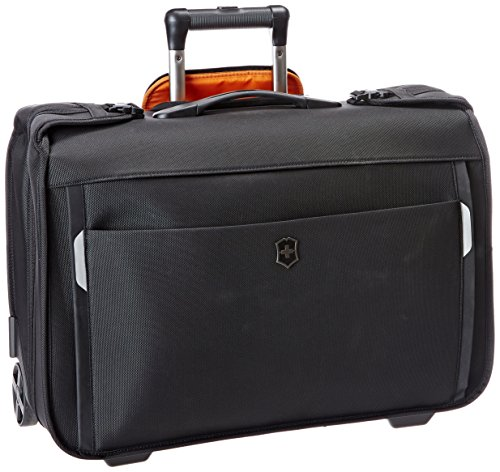 Victorinox Werks Traveler 5.0 WT East West Garment Bag, Black, One Size by Victorinox