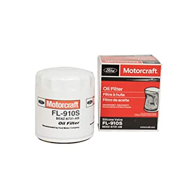 Motorcraft FL-910S Oil Filter: Automotive [5Bkhe1001924]