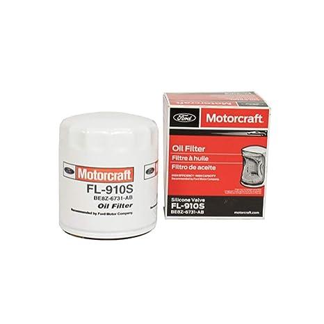 Motorcraft FL 910S Oil Filter