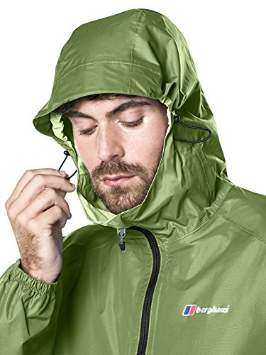 Berghaus Giacca Light Kale Uomo Impermeabile Deluge zrOqwz