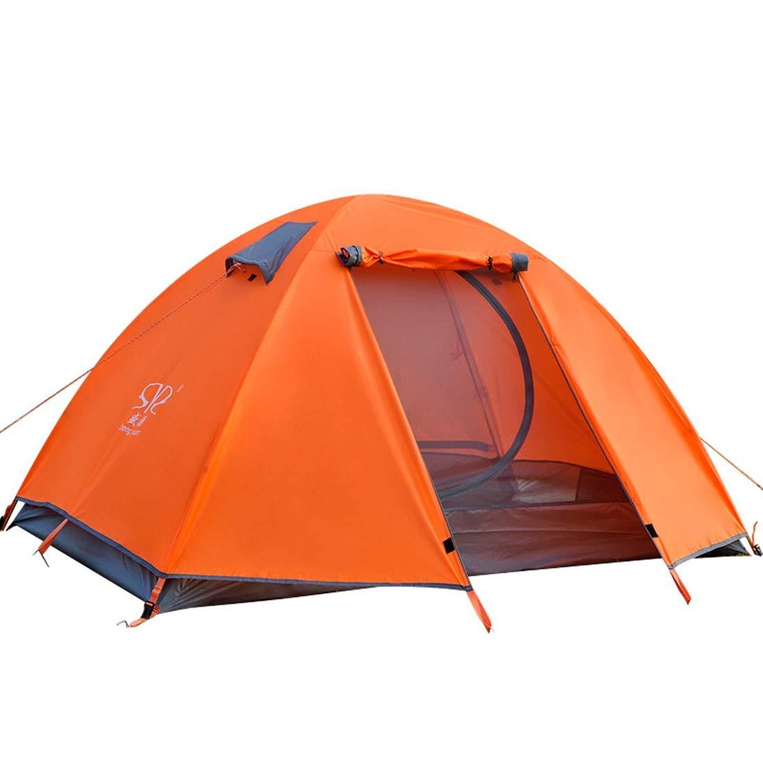 JESSIEKERVIN YY3 2 Personen Zelt für Wild Abenteuer Camping