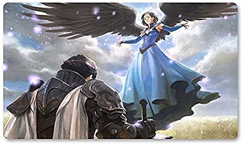 Restoration Angel-1 - Juego de Mesa MTG Playmat Table Mat Juegos de Alfombrillas Mousepad Play Mat para Yugioh Mon Magic The Gathering 30X80CM: Amazon.es: Electrónica