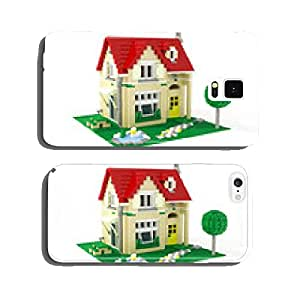 block house cell phone cover case iPhone6 Plus