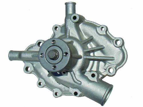 Milodon 16271 Performance Aluminum High Volume Water Pump for AMC