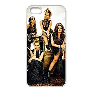 Little mix iPhone 4 4s Cell Phone Case White yyfabd-280771