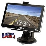 CAR Navigation Xgody 5'' TRUCK Navigator GPS Navigator SAT NAV 8GB All US ...