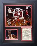 "Legends Never Die ""Michael Jordan II"" Framed Photo Collage, 11 x 14-Inch"