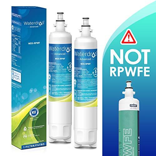 Waterdrop NSF 42 Certified