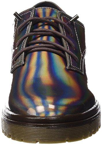 53982 Collection Mtng Marrón Cordones De Para sune Taupe Zapatos Mujer pwpgrqx