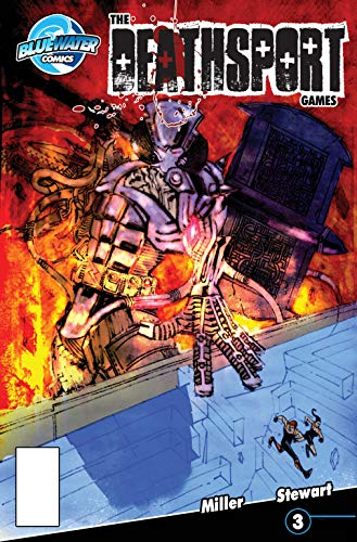 Roger Corman Presents: The Deathsport Games #3: Miller, Mark L.