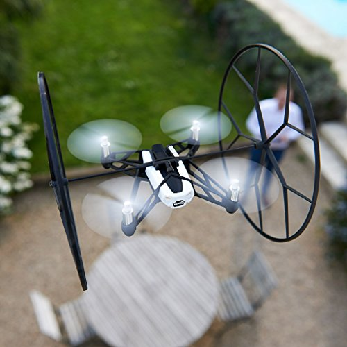 Parrot mini drone's rolling spider Red by Parrot (Image #12)