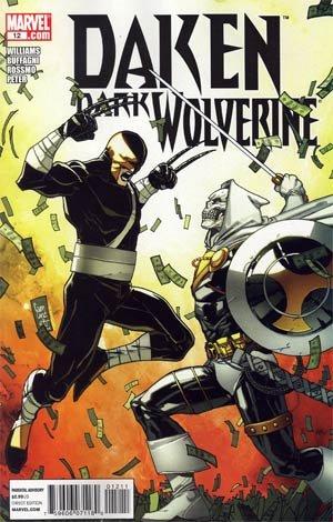 Download Daken Dark Wolverine #12 pdf
