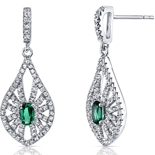 0.50 Carats Emerald Ring - 2