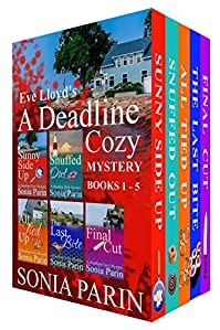 A Deadline Cozy Mystery  by Sonia Parin ebook deal