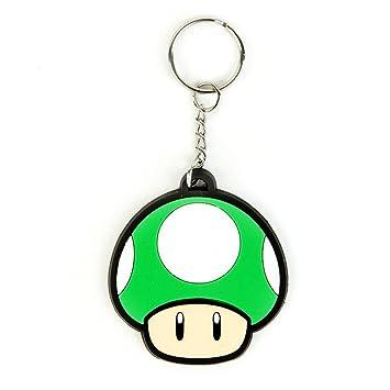 Porte-clés Super Mario Bros - Champignon [Importación ...
