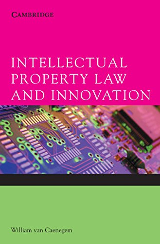 Download Intellectual Property Law and Innovation Pdf