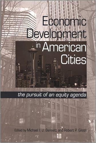 Book Economic Development in American Cities (SUNY Series in Urban Public Policy)