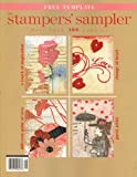 The Stampers  Sampler, Free Template, December/January 2008 Issue