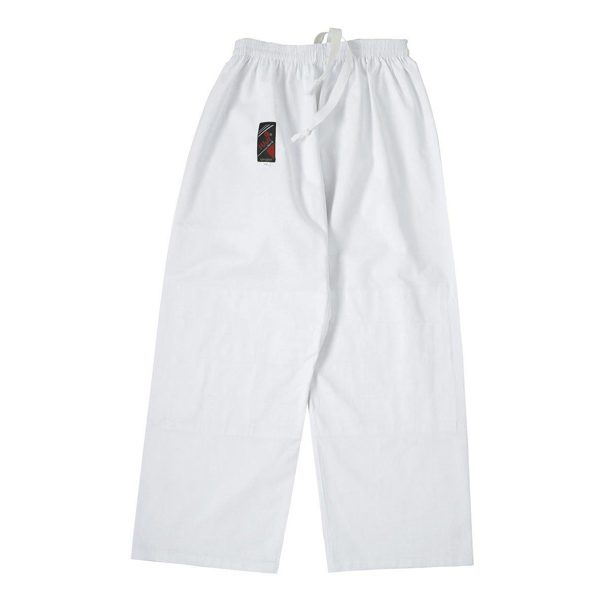 Pantalon de Judo blanc FUJI MAE
