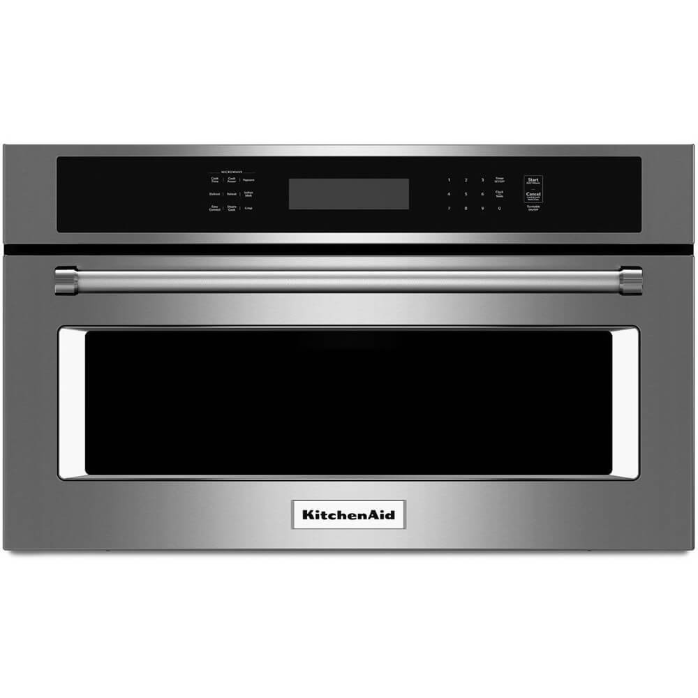KitchenAid built in microwave KMBP107ESS