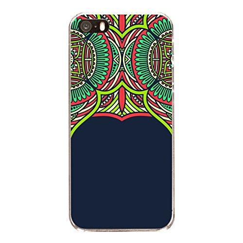 """Disagu Design Case Coque pour Apple iPhone SE Housse etui coque pochette """"Mandala No.8"""""""