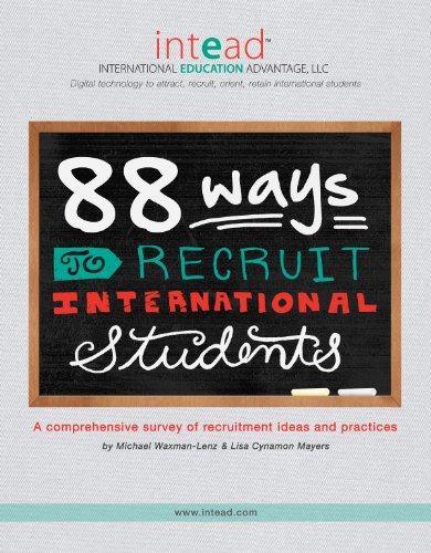 88 Ways to Recruit International Students
