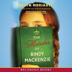 The Murder of Bindy Mackenzie Audiobook