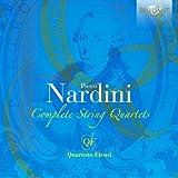Nardini: Sämtliche Streichquartette
