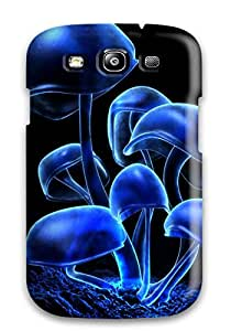 Jgbttke GbqQjfq463iIPlX Case For Galaxy S3 With Nice Amazing Mushrooms Appearance