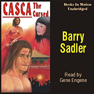 Casca the Cursed: Casca Series #18 Audiobook