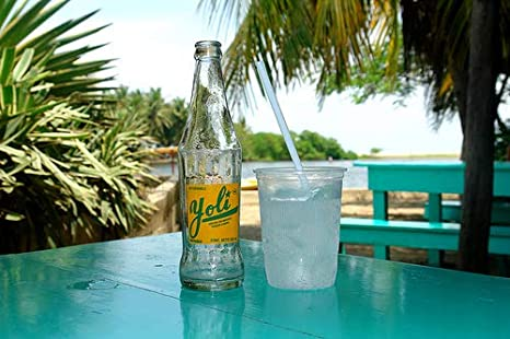 Amazon.com : Yoli Limon Refresco 500ml Lime Flavored Soda : Grocery & Gourmet Food